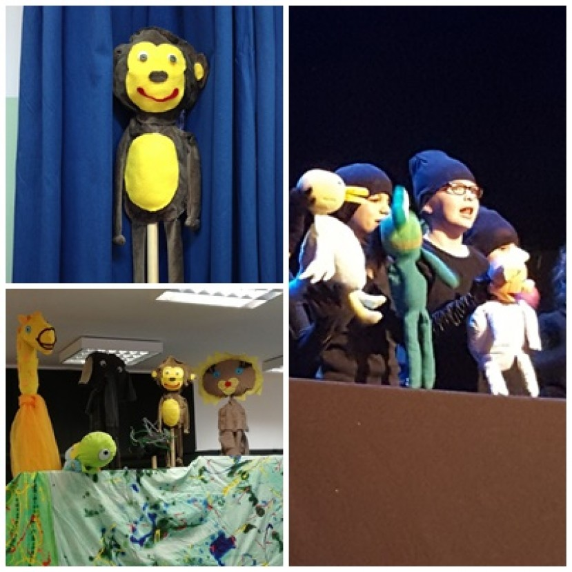 LITTLE PUPPETEERS AT 52nd PIF
