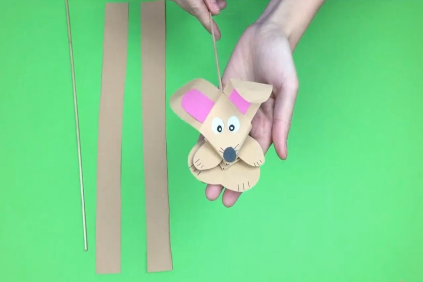Puppetry workshop: JUMPING BUNNY
